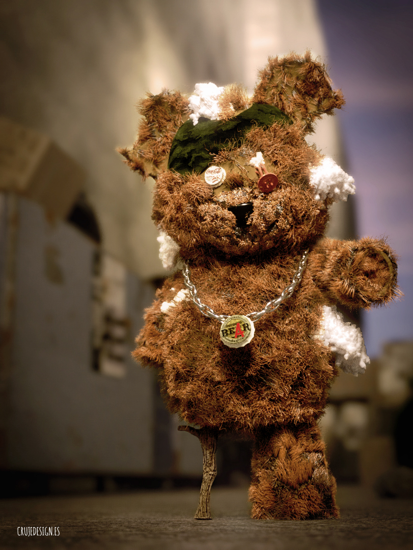 Teddy`s Revenge crujedesign